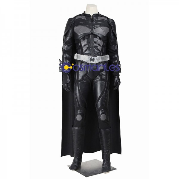 The Dark Knight Rises Cosplay Costumes Batman Cosplay Suit