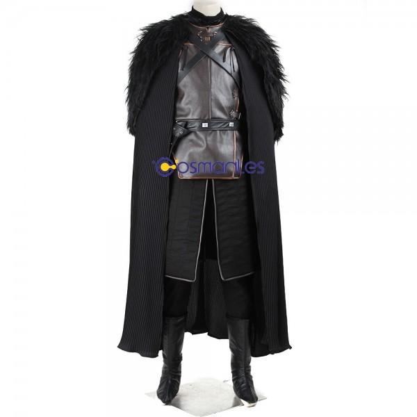 Jon Snow Suit GOT Night's Watch Commander Suits Wjt3400