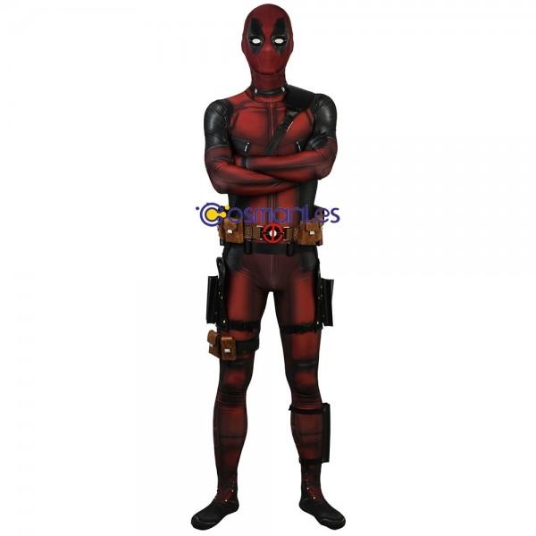 Deadpool Spandex Cosplay Costumes Wade Wilson Cosplay Suit