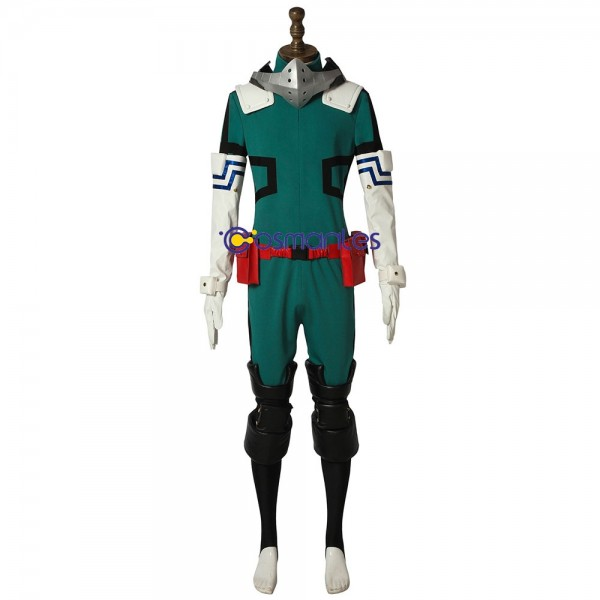 My Hero Academia Suits Midoriya Izuku Deku Hero Cosplay Suits Wjt4224