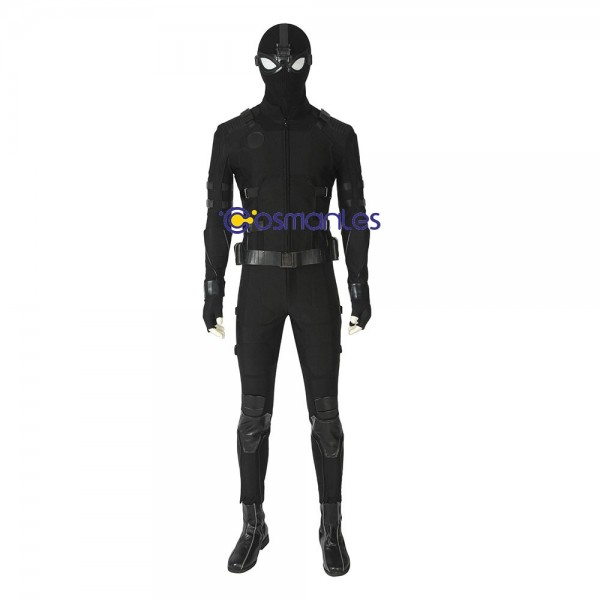 Far From Home Night Monkey Cosplay Costumes Spider-man Black Cosplay Suit