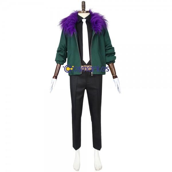 Kai Chisaki Overhaul Suits My Hero Academia Cosplay Outfits Wjt4441