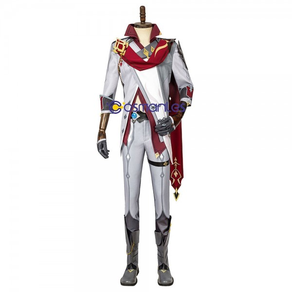 Genshin Impact Cosplay Costumes Tartaglia Cosplay Suit