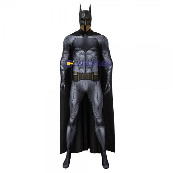 Batman Cosplay Costume Justice League Batman 3D Printing Suit
