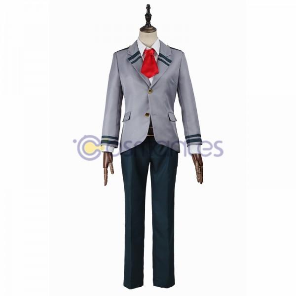 My Hero Academia Cosplay Costumes Academia Izuku School Male Uniform Suit