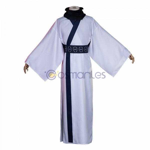 Jujutsu Kaisen Cosplay Costumes Sukuna White Cosplay Suit