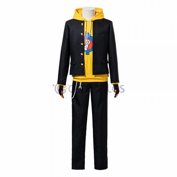 Reki Kyan Skater Cosplay Costumes SK8 the Infinity Top Level Cosplay Suit