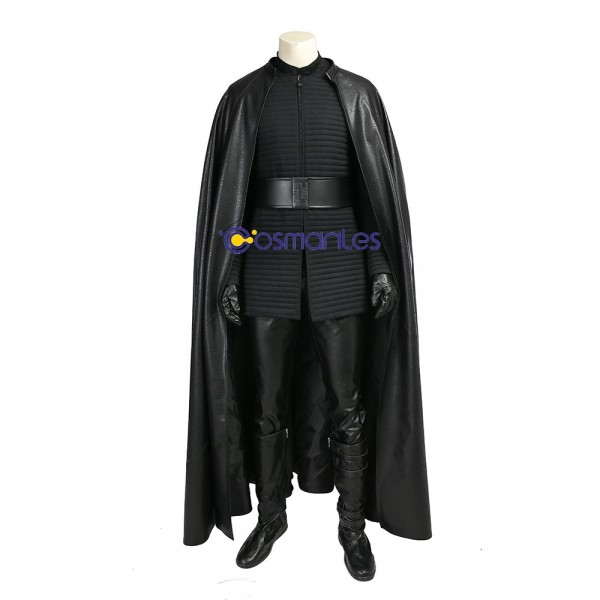 Kylo Ren Cosplay Costume Star Wars 8 The Last Jedi Costumes