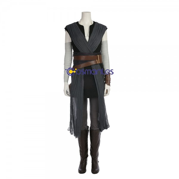Rey Cosplay Costume Star Wars 8 The Last Jedi Costumes xzw1800128