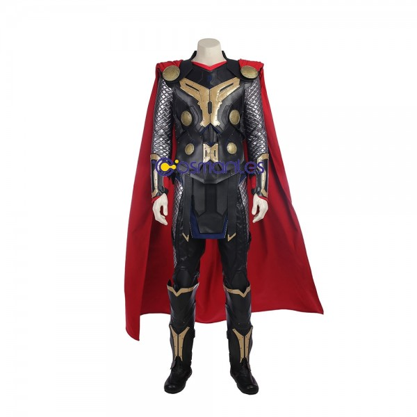 Thor Cosplay Costume Thor The Dark World Costumes xzw1800136