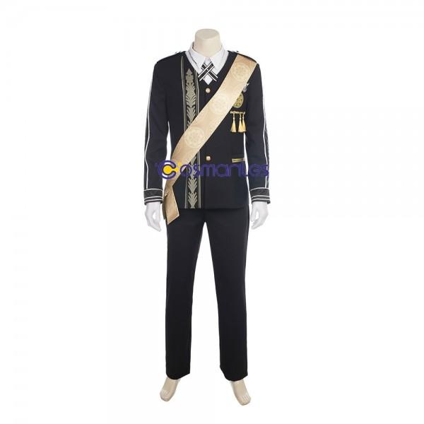 FFXV Noctis Lucis Caelum Cosplay Costume Evening Suit Edition
