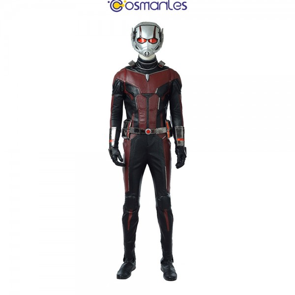 Ant Man Cosplay Costume Ant-Man and the Wasp Edition