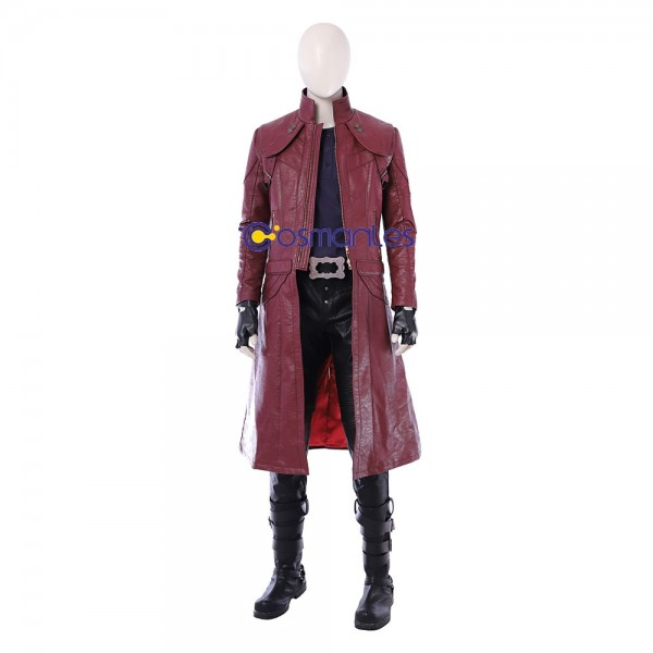 Dante Cosplay Costume Devil May Cry 5 Cosplay Suit xzw180033