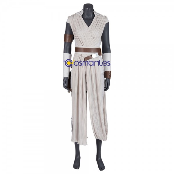 Rey Cosplay Costume Star Wars The Rise Of Skywalker Rey Suit xzw190282