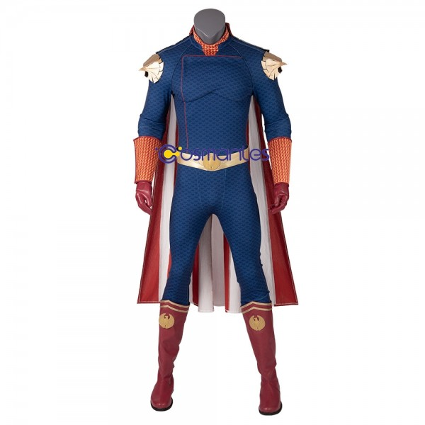 Homelander Cosplay Costumes The Boys S1 Cosplay Suit