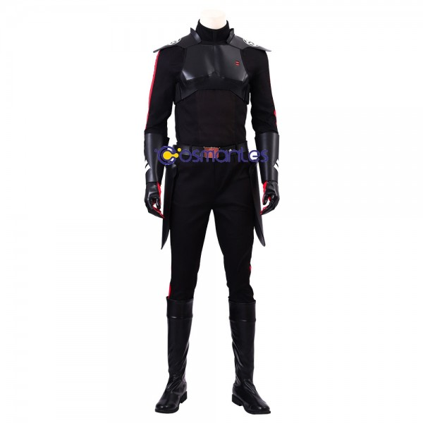 Inquisitor Cal Cosplay Costumes Star Wars Fallen Order Cosplay Suit