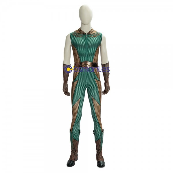 The Boys S2 Lord of the Seven Seas Cosplay Costumes The Deep Cosplay Suit