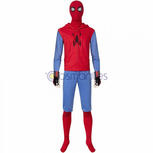 Spider-man Homecoming Cosplay Costumes Spider-man Ver.2 Cosplay Suit